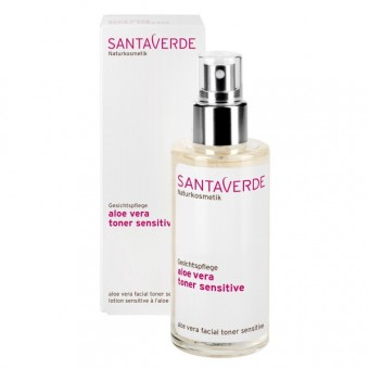 SantaVerde Aloe Vera Toner Sensitive - 100 ml