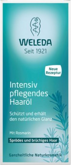 Weleda Intensive Care Hair Oil - 50 ml