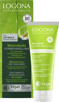 Logona Clay Mineral Pre-Treatment - 100 ml