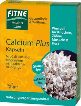 Fitne Calcium Plus Capsules - 30 tbs