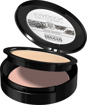 Lavera Trend Sensitive 2in1 Compact Foundation Ivory 01 - 10 g