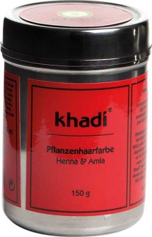 Khadi Natural Hair Color Henna & Amla - 150 g