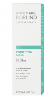 ANNEMARIE BÖRLIND Purifying Care Facial Tonic - 150 ml
