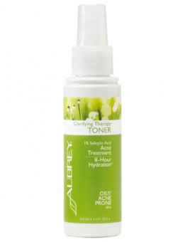 Aubrey Organics Clarifying Therapy Toner - 100 ml