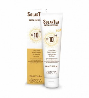 BEMA SolarTea Sun Cream SPF 10 - 150 ml