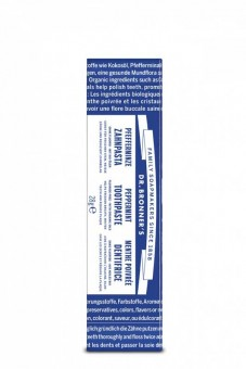 Dr. Bronner's All-One Toothpaste Peppermint - 140 g