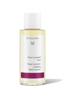 Dr. Hauschka Moor Lavender Calming Bath Essence - 100 ml