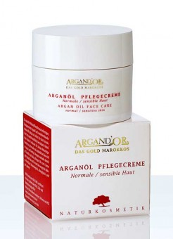 Argan d'Or Argan Oil Face Cream Normal/Sensitive Skin - 50 ml
