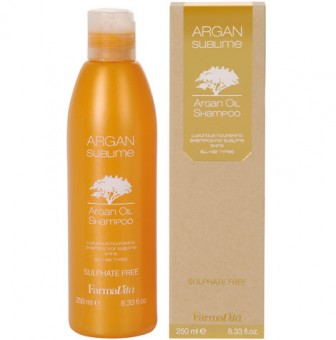 Argan Sublime Argan Oil Shampoo - 250 ml
