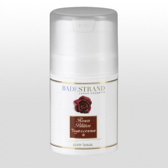 Badestrand Rose Blossom Day Cream - 50 ml