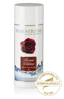 Badestrand Rose Blossom Face Water - 200 ml