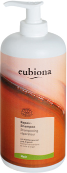 Eubiona Repair Shampoo Burdock Root Argan Oil - 500 ml