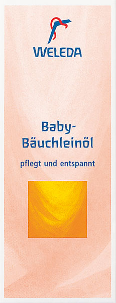 Weleda Baby Belly Oil - 50 ml