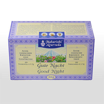 Maharishi Ayurveda Goodnight Tea - 20 Tea bags