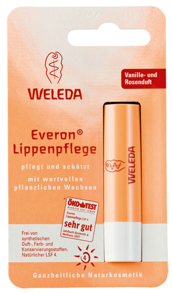 Weleda Everon Lip Balm - 4.8 g