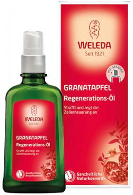 Weleda Pomegranate Regenerating Body Oil - 100 ml