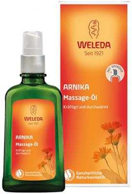 Weleda Arnika Massageöl - 100 ml