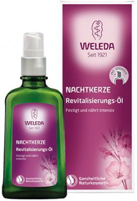 Weleda Evening Primrose Revitalizing Body Oil - 100 ml