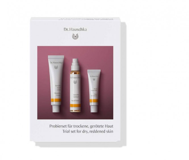 Dr. Hauschka Trial Set Dry Reddened Skin - 1 pcs.