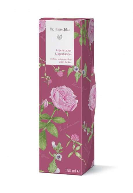 Dr. Hauschka Regenerating Body Cream Mother's Day Edition - 150 ml