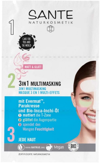 Sante 3in1 Multimasking - 2x 4 ml