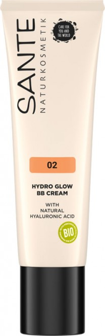 Sante Hydro Glow BB Cream 02 Medium Dark - 30 ml