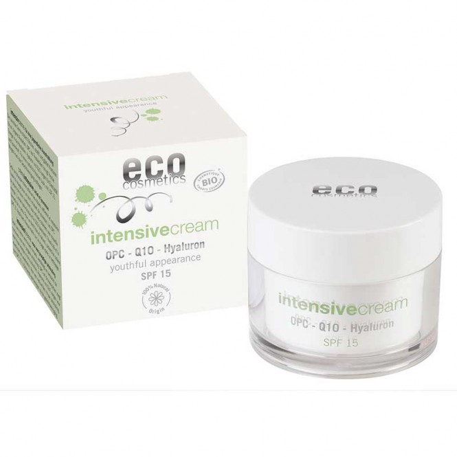 eco Cosmetics Intensive Day Cream SPF 15 - 60 ml
