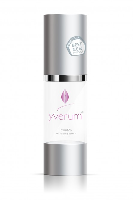Yverum Hyaluron Anti Aging Serum - 30 ml