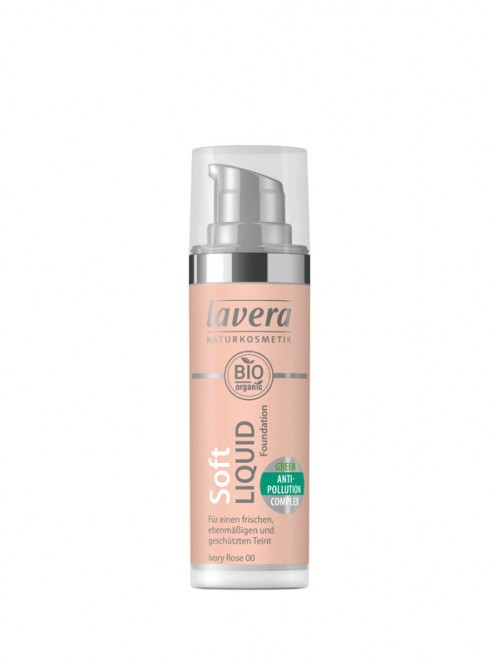 Lavera Soft Liquid Foundation - 30 ml