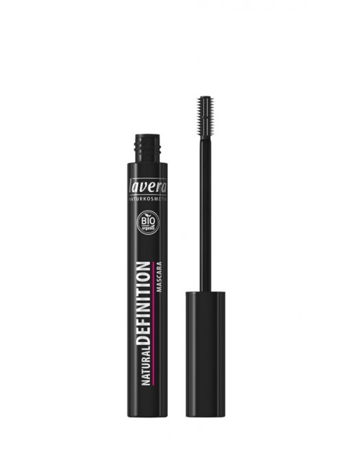 Lavera Natural Definitions Mascara Black - 8 ml