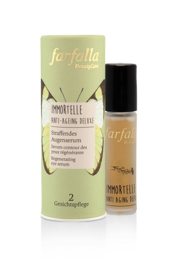 Farfalla Immortelle Regenerating Eye Serum - 10 ml