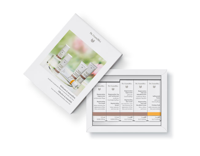 Dr. Hauschka Effective & Essential Trial Set - 1 pcs.