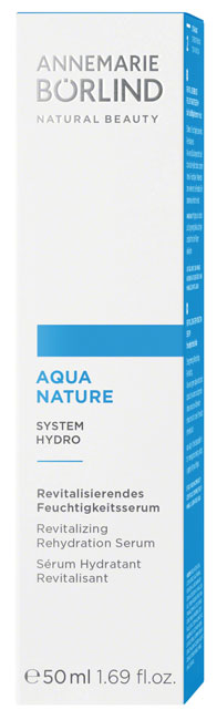 Annemarie Börlind AQUANATURE Hyaluronate Moisturizing Serum - 50 ml