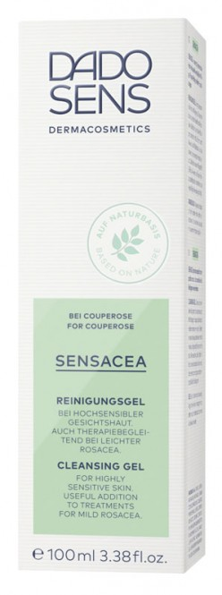 DADO SENS Sensacea Gentle Cleansing Gel - 100 ml