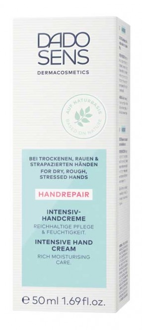 DADO SENS HandRepair Intensive Hand Cream - 50 ml