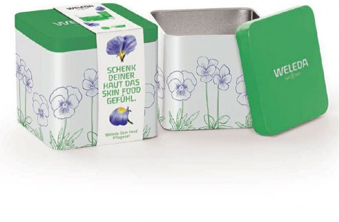 Weleda Gift Set Skin Food - 1 Set