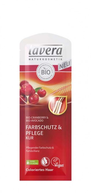 Lavera Color Protect & Care Intense Hair Treatment - 20 ml