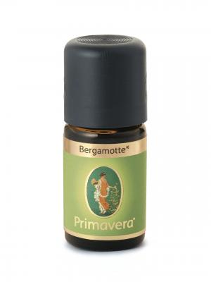 Primavera Bergamot Essential Oil Bio Italy - 5 ml