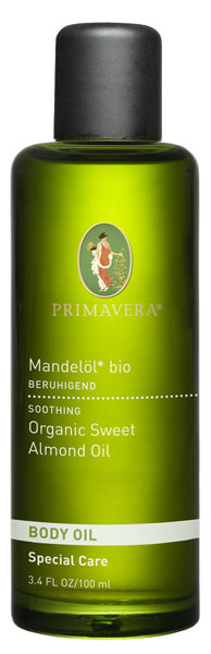 Primavera Almond Oil Bio - 100 ml