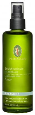 Primavera Balancing Facial Toner Sage Grape Seed - 100 ml