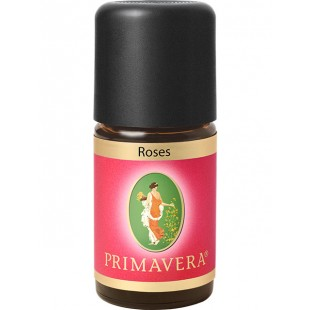 Primavera Roses Organic Oil Blend - 5 ml