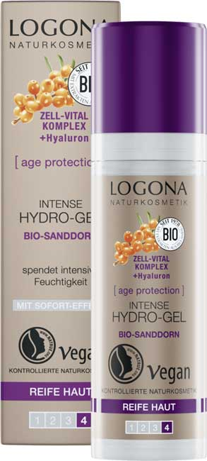 Logona Age Protection Intense Hydro Gel - 30 ml