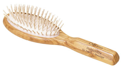Redecker Olivewood Hairbrush Oval - 1 pcs.