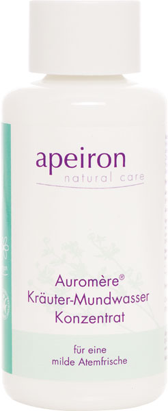 Apeiron Auromère Ayurvedic Mouth Wash - 100 ml