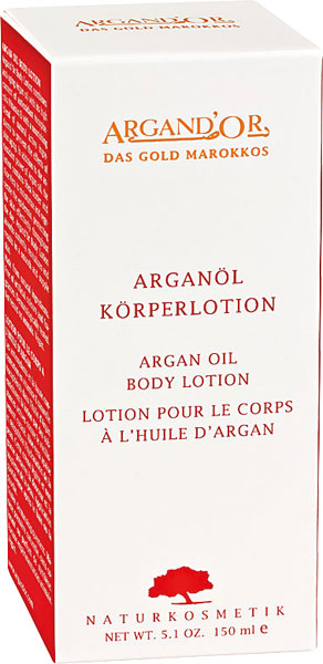 Argan d'Or Argan Oil Body Lotion - 150 ml