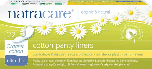Natracare  Panty Liners Extra Slim - 22 St.