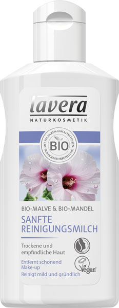 Lavera Gentle Cleansing Milk - 125 ml