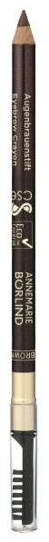 Annemarie Börlind Eyebrow Crayon Brown - 1.5 ml
