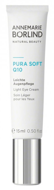 Annemarie Börlind PURA SOFT Q10 Light Eye Cream - 15 ml
