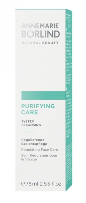 ANNEMARIE BÖRLIND Purifying Care Regulating Face Care - 75 ml